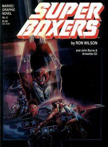 Marvel Graphic Novel #8 (1983)
