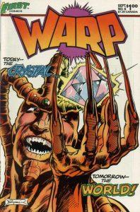 Warp #6 (1983)
