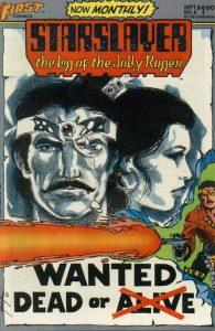 Starslayer #8 (1983)