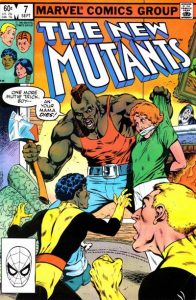 The New Mutants #7 (1983)