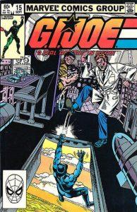 G.I. Joe #15 (1983)