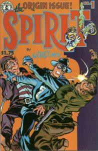The Spirit #1 (1983)