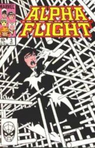 Alpha Flight #3 (1983)