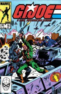 G.I. Joe #16 (1983)
