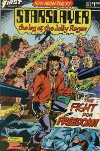Starslayer #9 (1983)
