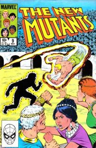 The New Mutants #9 (1983)