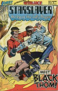 Starslayer #10 (1983)