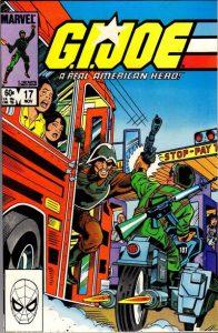 G.I. Joe #17 (1983)