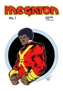 Megaton #1 (1983)