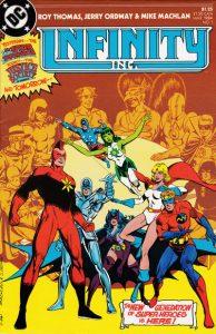 Infinity, Inc. #1 (1983)