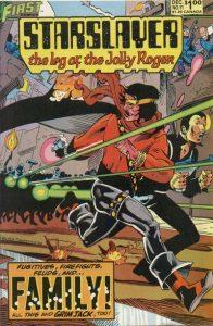 Starslayer #11 (1983)