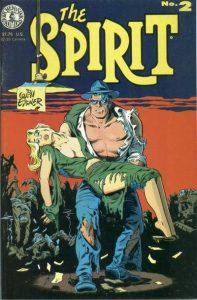 The Spirit #2 (1983)