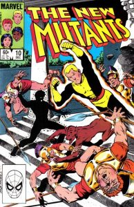 The New Mutants #10 (1983)
