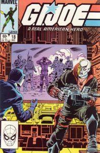 G.I. Joe #18 (1983)