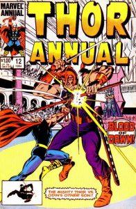 Thor Annual #12 (1984)