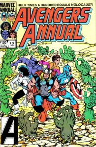 Avengers Annual #13 (1984)