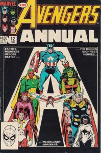 Avengers Annual #12 (1984)