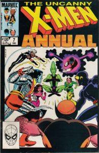 X-Men Annual #7 (1984)