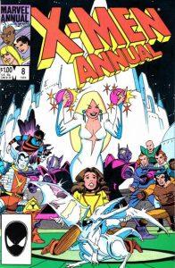 X-Men Annual #8 (1984)