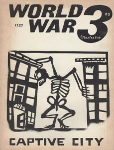 World War 3 Illustrated #3 (1984)