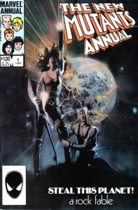 The New Mutants Annual #1 (1984)