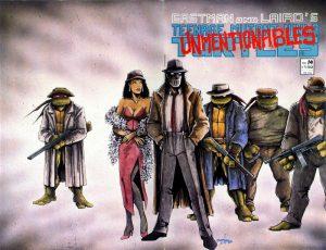 Teenage Mutant Ninja Turtles #14 (1984)