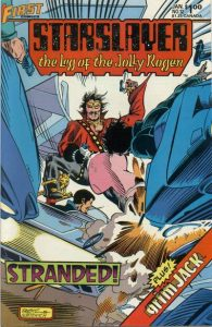Starslayer #12 (1984)