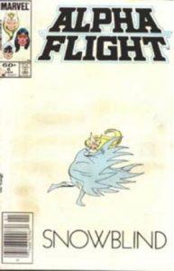 Alpha Flight #6 (1984)