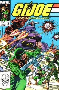 G.I. Joe #19 (1984)
