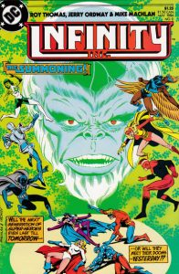 Infinity, Inc. #2 (1984)