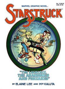 Marvel Graphic Novel #13 (1984)