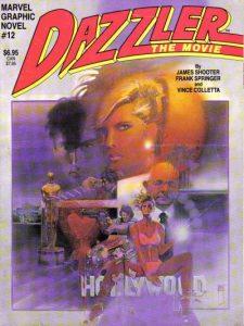 Marvel Graphic Novel #12 (1984)