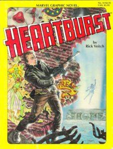 Marvel Graphic Novel #10 (1984)