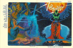 Marvel Graphic Novel #11 (1984)