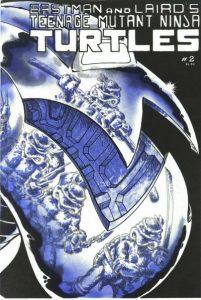 Teenage Mutant Ninja Turtles #2 (1984)