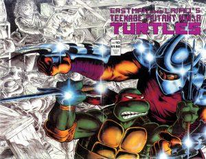 Teenage Mutant Ninja Turtles #10 (1984)