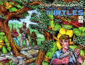 Teenage Mutant Ninja Turtles #12 (1984)
