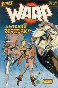 Warp #10 (1984)