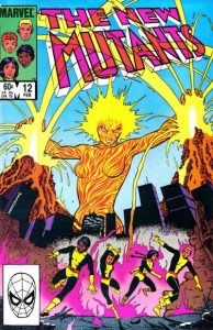 The New Mutants #12 (1984)