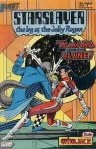 Starslayer #13 (1984)