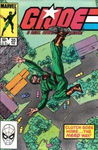 G.I. Joe #20 (1984)