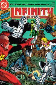 Infinity, Inc. #3 (1984)