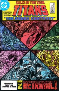 Tales of the Teen Titans #43 (1984)