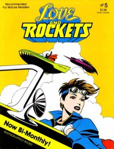 Love and Rockets #5 (1984)