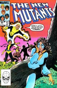 The New Mutants #13 (1984)