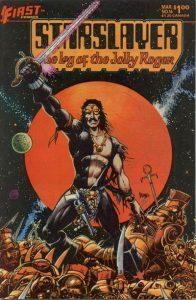 Starslayer #14 (1984)