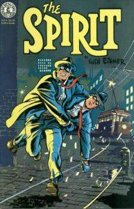 The Spirit #4 (1984)