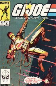 G.I. Joe #21 (1984)