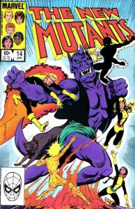 The New Mutants #14 (1984)