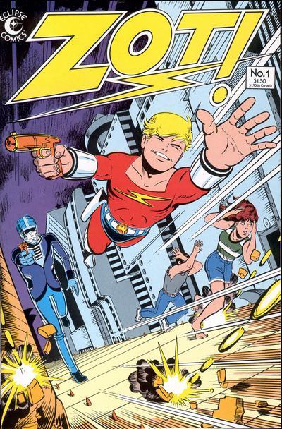 Zot! #1 (1984)
